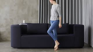 Introducing VP168 Sofa by Verner Panton