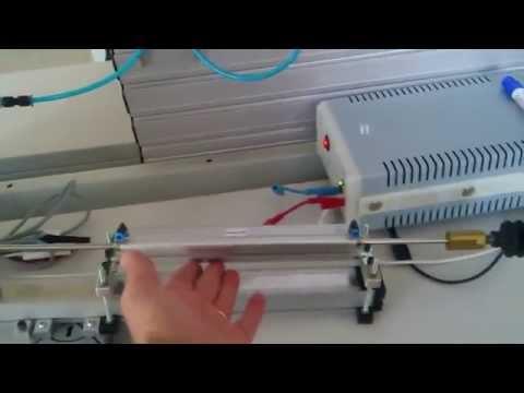 1.Oransal Pnömatik – Pozisyon Kontrolü (Coşkunöz Eğitim Vakfı) Proportional Valve Control – PID