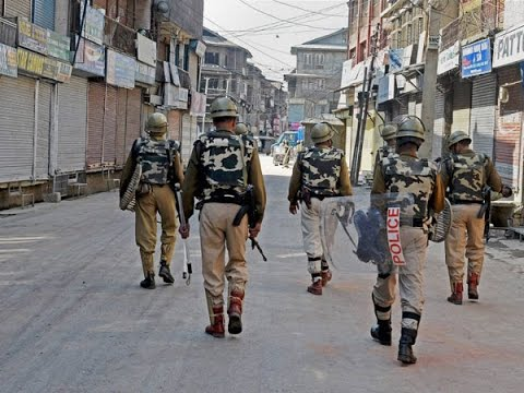 Kashmir Remains Tense: Life Paralysed for 3rd Day