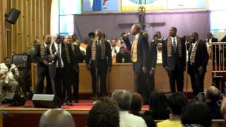 Progressive Baptist Church Men's Choir - Right Now Lord - Wardlaw Brothers