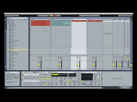 How To DJ In Ableton Live Part 2: Blending Songs (Part 3 Of 3)