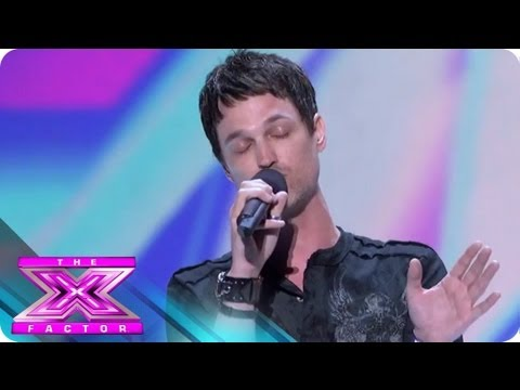 Meet Jeffrey Adam Gutt - THE X FACTOR USA 2012 Music Videos