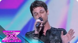 Meet Jeffrey Adam Gutt - THE X FACTOR USA 2012