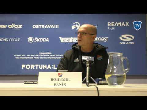 OHLASY / Bohumil Páník po Olomouci (0:0)