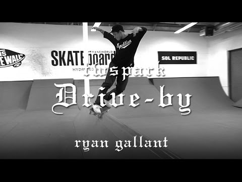TWSPark Drive-By: Ryan Gallant