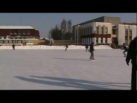 Видео как научиться трюкам на коньках