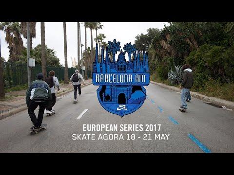 Nike SB | Euro Series 2017 | Barcelona Invite
