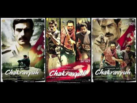Chakravyuh Digital Poster