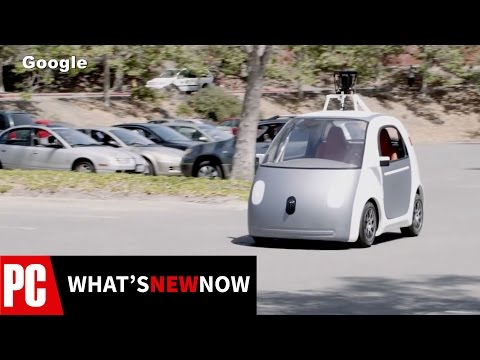 What's New Now: Google's Self-Driving Cars are Ready to Roll