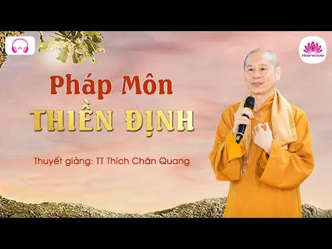 Pháp Môn Thiền Định