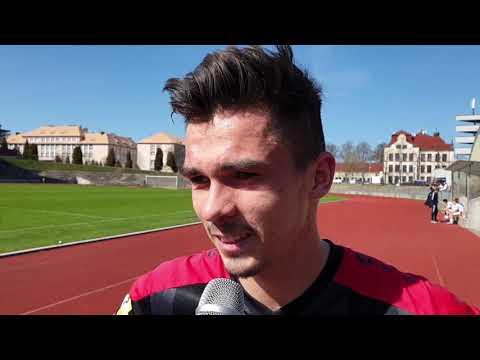 Jakub Martinec: V prvním poločase nám chyběl důraz