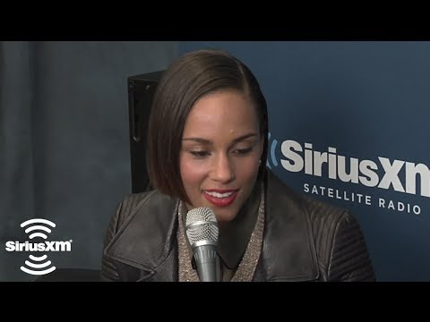 Alicia Keys On Authenticity & How She Evolved As An Artist On SiriusXM