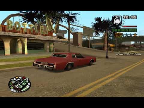 GTA San Andreas- coisas escondidas em seu bairro