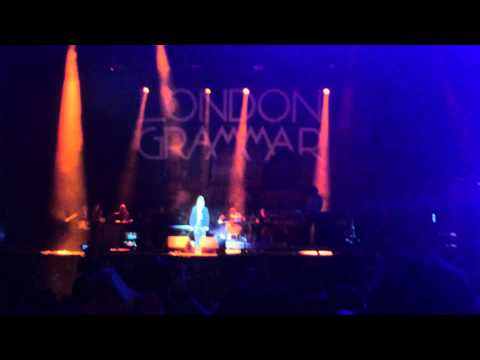 London Grammar - Bestival 2014  - last 0:53 of nightcall.