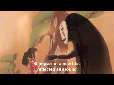 Spirited Away Always With Me Official Lyrics Eng Sub