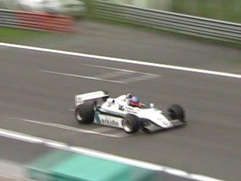 Historic F1 Championship 2011 - 59th Coppa Intereuropa - Autodromo di Monza - fast fly bys sound