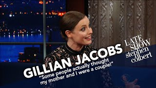 Gillian Jacobs Brought Her Mom To NYC And She Went Hard