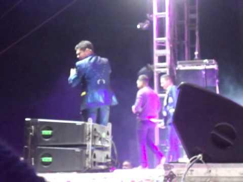 NUEVO VOCALISTA DE LA ARROLLADORA EN CUAUTITLAN, 2014