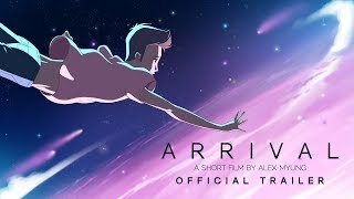 'Arrival: A Short Film by Alex Myung' (2016) Official Trailer