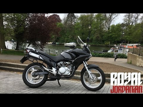 The story of a Honda Varadero XL 125 - Extra Large Small