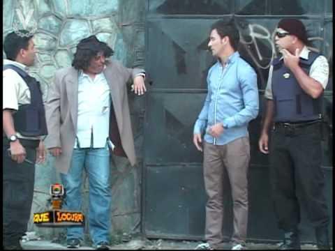 Los Poli-Locos con Pipe Calderon 22-04-2012