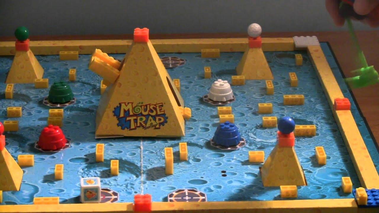 Zoolert U-build Mouse Trap