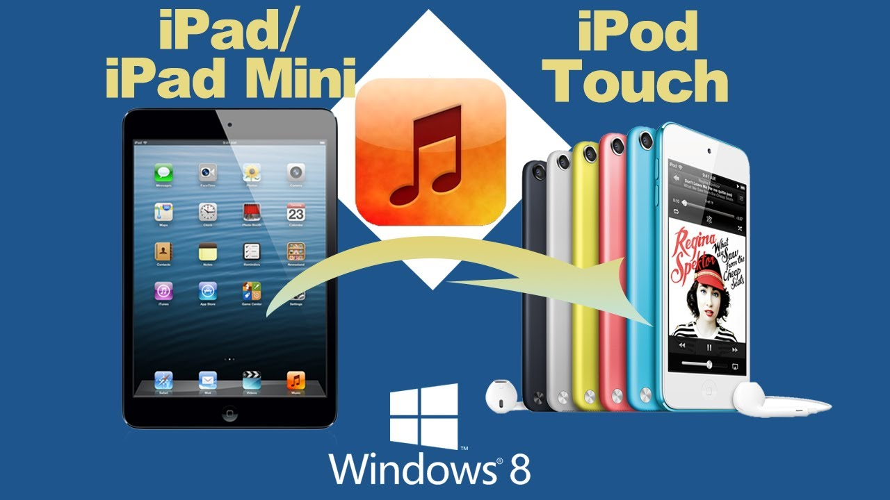 how to download music on ipod touch without itunes