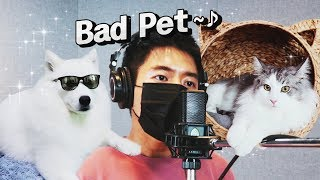 Billie Eilish - bad guy [Dog and Cat Version]