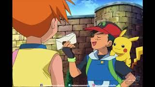Ash Meets Misty And Professor Oak    Pokemon Special