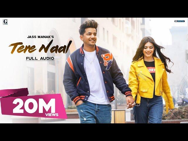 Tere Naal : Jass Manak (Official Song) Latest Punjabi Songs | GK.DIGITAL | Geet MP3 thumbnail