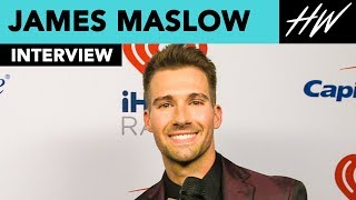 James Maslow Reveals His New Secret TV Show To Us! | Hollywire
