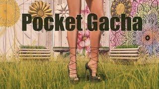 PocketGacha in Second Life
