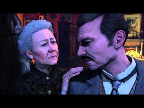 Sherlock Holmes & Dr. Watson Enlighten Me Then