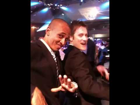 Peter Odemwingie dance