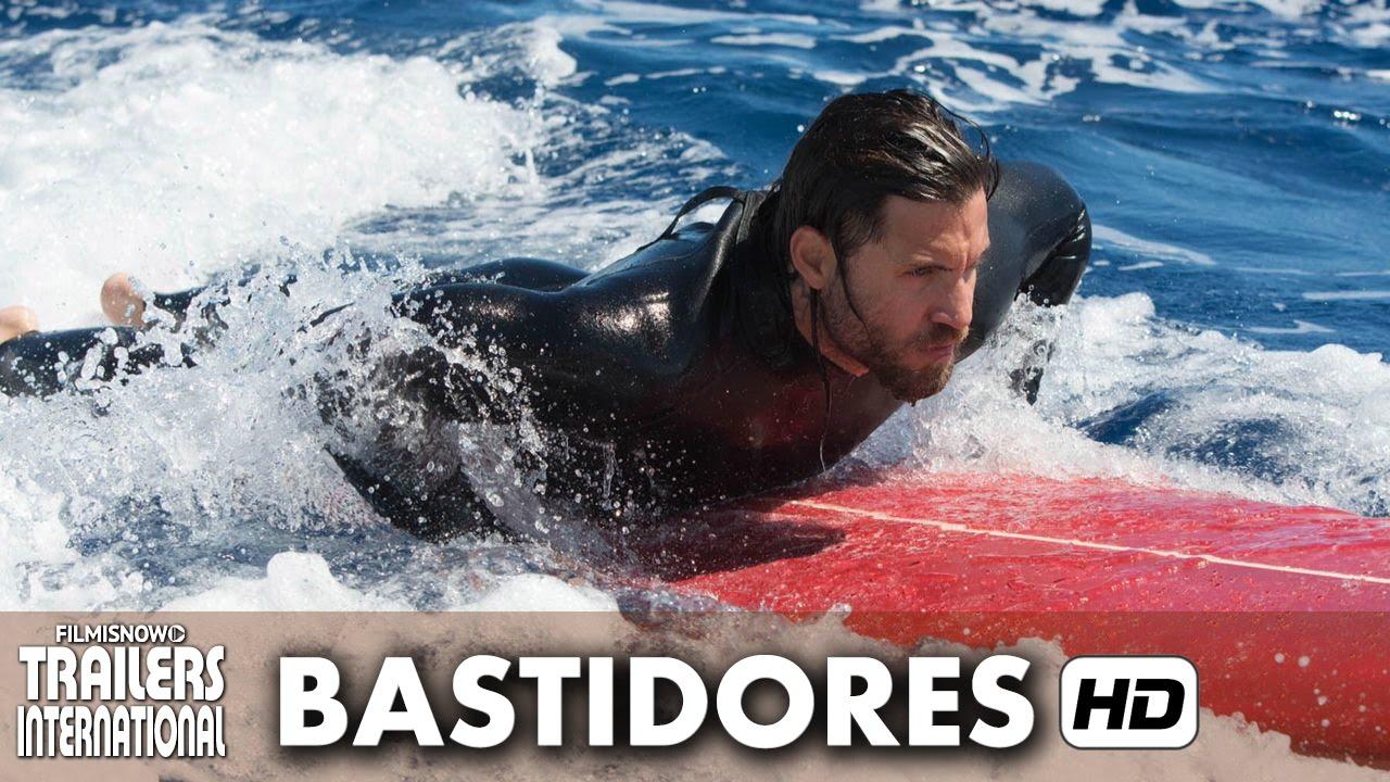 Caçadores de Emoção: Além do Limite  Bastidores 'Ação Surf' (2016) HD