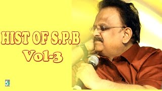 SPB Hits | Audio Jukebox Songs | Vol3