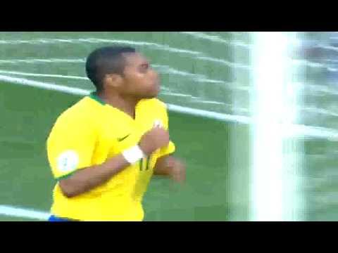 USA 0 x 3 Brazil - Fifa Confederations Cup South Africa 2009 Brasil 3 x 0 Estados Unidos EUA