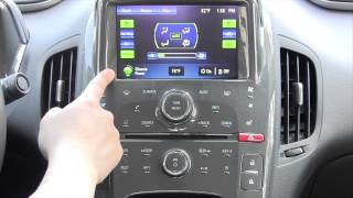 2013 Chevy Volt virtual walkaround review and demonstration of features