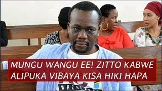 Taarifa Nyingine nzito tuliyoipata Asubuhi hii, ZITTO KABWE Alipuka Vibaya Inasikitisha sana