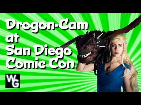 DrogonCam from SDCC