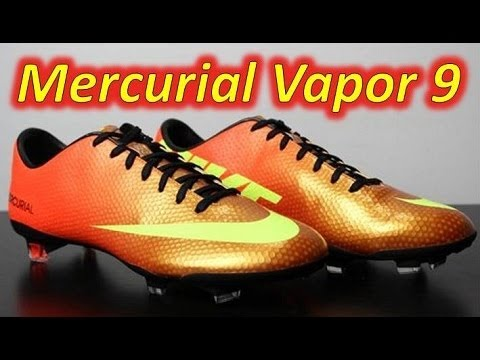 Nike Mercurial Vapor 9 IX Sunset - Unboxing + On Feet