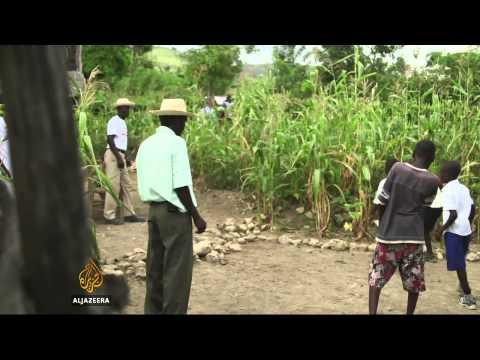 Cholera outbreak haunts UN chief's Haiti trip