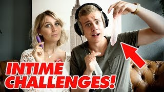 INTIME CHALLENGES 👅 mit Ema Louise