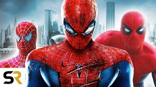The Amazing Evolution Of Spider-Man In Movies [Documentary]