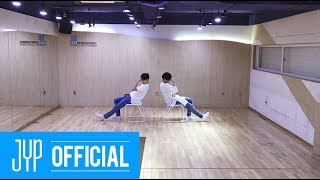 """JJ Project """"Tomorrow, Today(내일, 오늘)"""" Dance Practice"""