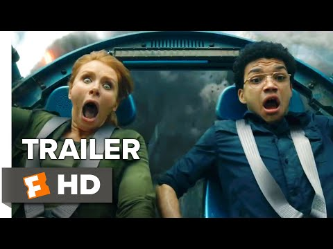 Jurassic World: Fallen Kingdom International Trailer #1 (2018) | Movie