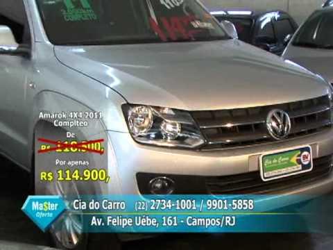 Cia do Carro Golf 2010, Anarok e Cross Fox mpeg2video