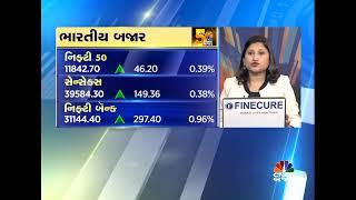 CNBC Bajar Live Stream | Business News in Gujarati | ગુજરાતી બિઝનેસ ન્યુઝ લાઈવ
