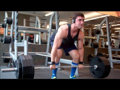 Heavy Squats, Bench Press, and Deadlifts! Image 1