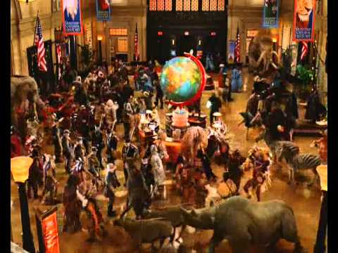 Night at the Museum Party